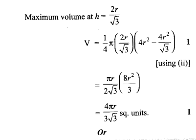 CBSE Sample Papers for Class 12 Maths Solved 2016 Set 3-53