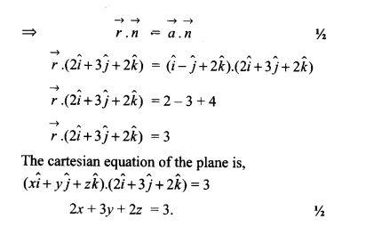 CBSE Sample Papers for Class 12 Maths Solved 2016 Set 3-9