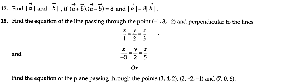 CBSE Sample Papers for Class 12 Maths Solved 2016 Set 9-5