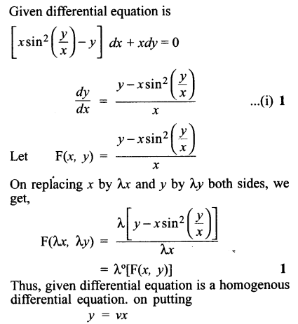 CBSE Sample Papers for Class 12 Maths Solved 2016 Set 4-45