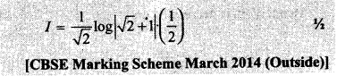 CBSE Sample Papers for Class 12 Maths Solved 2016 Set 3-37