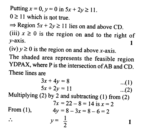 CBSE Sample Papers for Class 12 Maths Solved 2016 Set 4-70