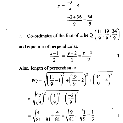 CBSE Sample Papers for Class 12 Maths Solved 2016 Set 3-66