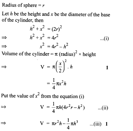 CBSE Sample Papers for Class 12 Maths Solved 2016 Set 3-50