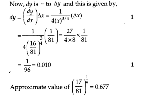 CBSE Sample Papers for Class 12 Maths Solved 2016 Set 4-20