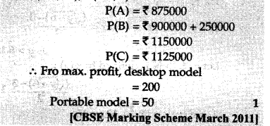 CBSE Sample Papers for Class 12 Maths Solved 2016 Set 2-32