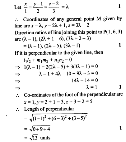 CBSE Sample Papers for Class 12 Maths Solved 2016 Set 3-40