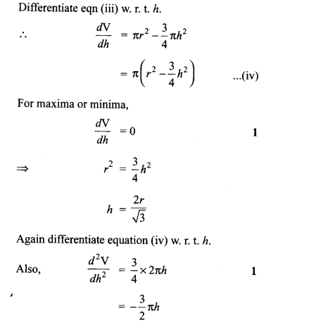 CBSE Sample Papers for Class 12 Maths Solved 2016 Set 3-51
