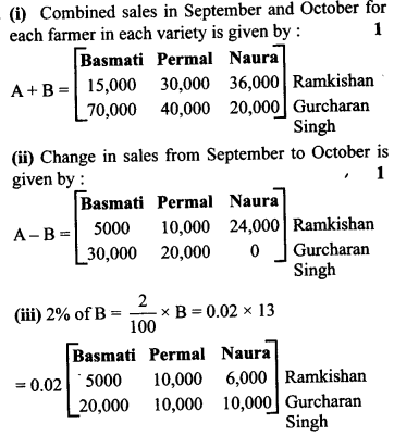 CBSE Sample Papers for Class 12 Maths Solved 2016 Set 3-18