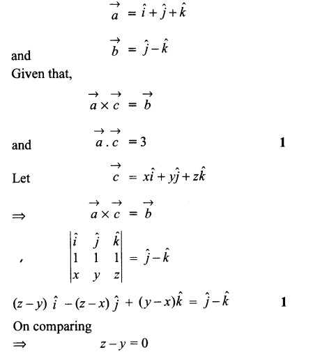 CBSE Sample Papers for Class 12 Maths Solved 2016 Set 4-36
