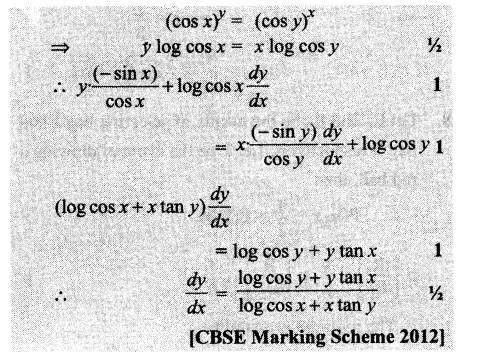 CBSE Sample Papers for Class 12 Maths Solved 2016 Set 4-35