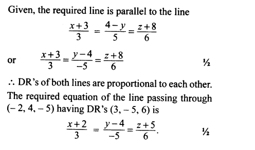CBSE Sample Papers for Class 12 Maths Solved 2016 Set 4-8